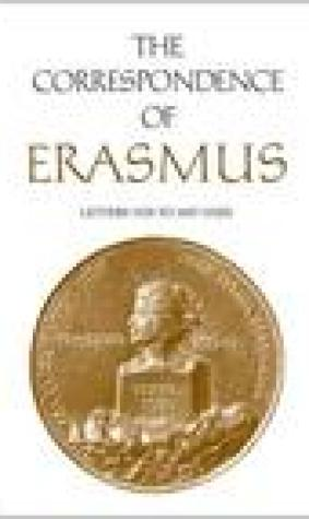 The Correspondence of Erasmus: Letters 1535-1657 (1525)