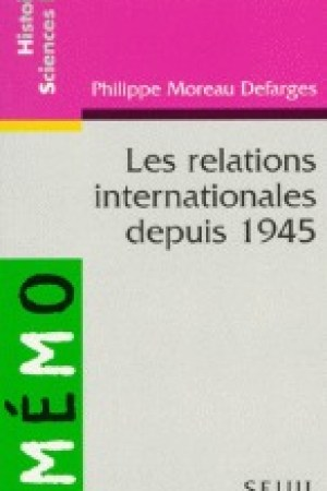 Reading books Les Relations Internationales Depuis 1945