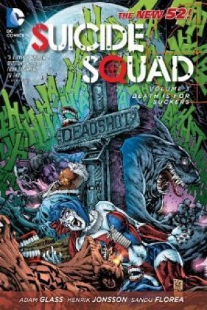 Reading books Suicide Squad, Volume 3: Death is for Suckers