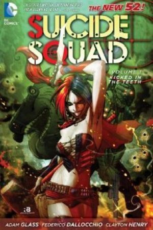 read online Suicide Squad, Volume 1: Kicked in the Teeth