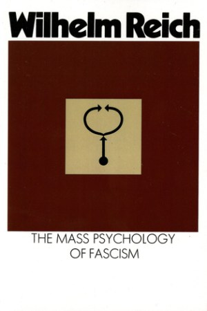 Reading books The Mass Psychology of Fascism