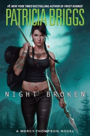 read online Night Broken (Mercy Thompson, #8)