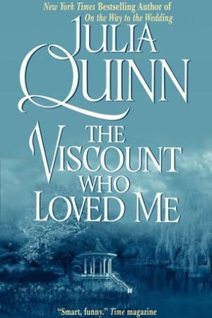 Reading books The Viscount Who Loved Me (Bridgertons, #2)