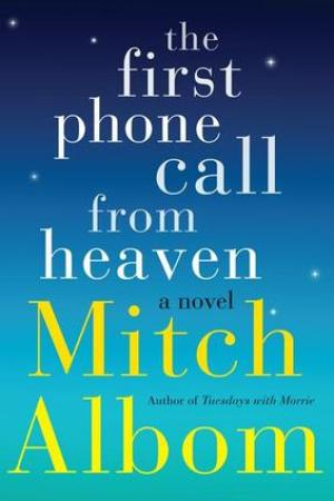 Reading books The First Phone Call from Heaven
