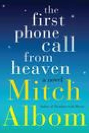 read online The First Phone Call from Heaven
