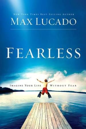 Reading books Fearless: Imagine Your Life Without Fear