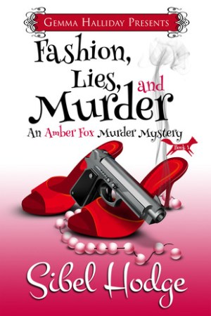Reading books Fashion, Lies, and Murder (Amber Fox, #1)