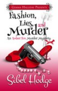 Download Fashion, Lies, and Murder (Amber Fox, #1) pdf / epub books