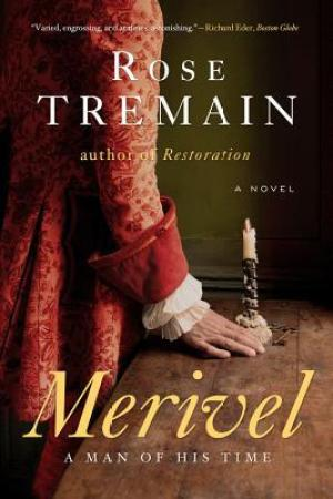Reading books Merivel: A Man of His Time