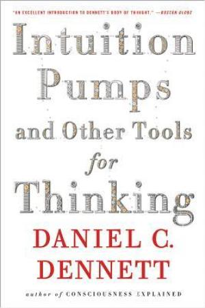 Reading books Intuition Pumps And Other Tools for Thinking