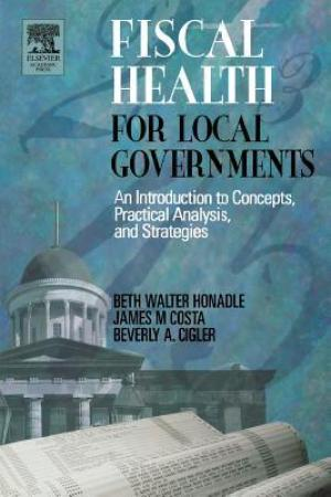 Reading books Fiscal Health for Local Governments