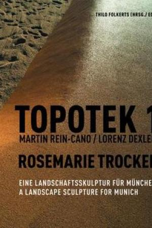 Reading books Topotek 1 Rosemarie Trockel: Eine Landschaftsskulptur Fur Munchen/A Landscape Sculpture For Munich