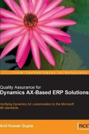 Reading books Quality Assurance for Dynamics Ax-Based Erp Solutions