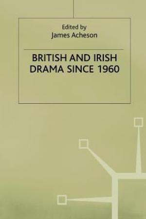 Reading books British And Irish Drama Since 1960