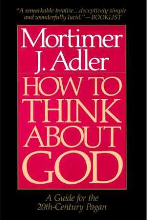Reading books How to Think About God: A Guide for the 20th-Century Pagan