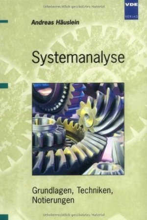 Reading books Systemanalyse
