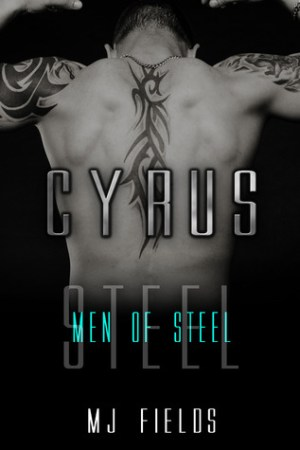 Reading books Cyrus (Men of Steel, #2)