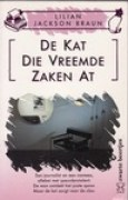 Download De kat die vreemde zaken at (De kat die... #2) books