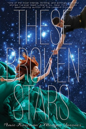 read online These Broken Stars (Starbound, #1)