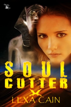 Reading books Soul Cutter
