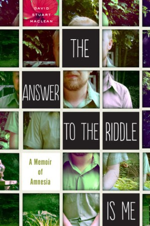 Reading books The Answer to the Riddle Is Me: A Memoir of Amnesia