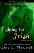 Download Fighting for Irish (Fighting for Love, #3) books