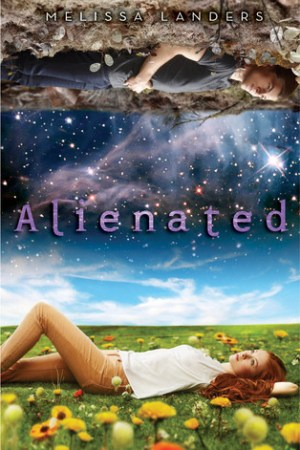 Reading books Alienated (Alienated, #1)