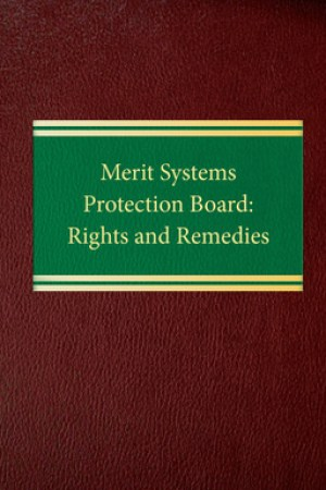 read online Merit Systems Protection Board: Rights and Remedies