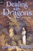 Download Dealing with Dragons (Enchanted Forest Chronicles, #1) pdf / epub books