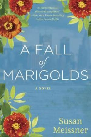 Reading books A Fall of Marigolds
