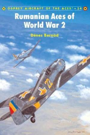Reading books Rumanian Aces of World War 2