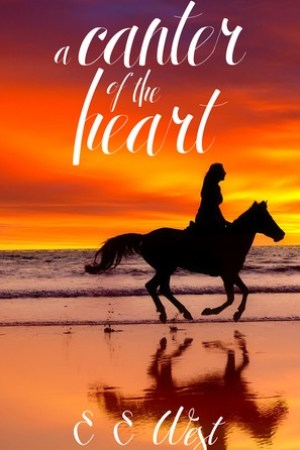 Reading books A Canter of the Heart (The Equestrian and the Aviator, #1)
