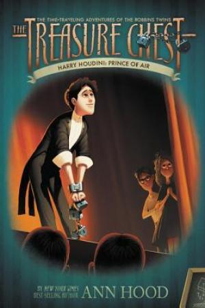 Reading books Harry Houdini: Prince of Air (The Treasure Chest #4)