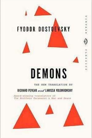 Reading books Demons