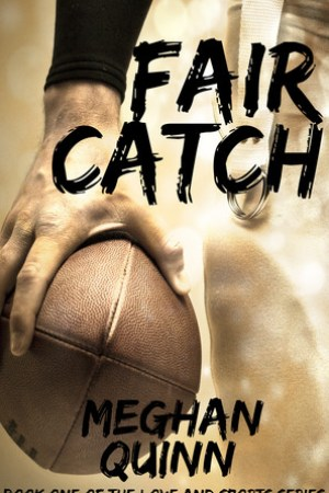 Reading books Fair Catch (Love and Sports, #1)