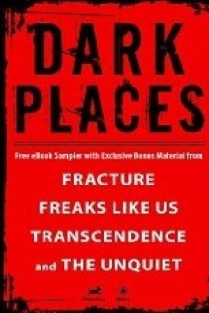 Reading books Dark Places: A Young Adult eSampler