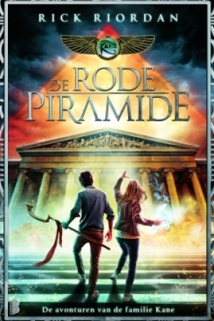 Reading books De rode piramide (De avonturen van de familie Kane, #1)