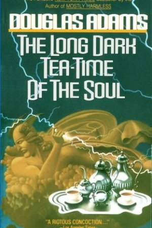 read online The Long Dark Tea-Time of the Soul (Dirk Gently, #2)