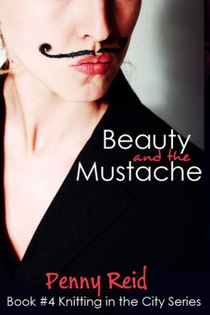Reading books Beauty and the Mustache (Knitting in the City, #4; Winston Brothers, #0.5)