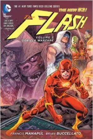 Reading books The Flash, Vol. 3: Gorilla Warfare