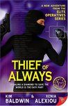 Thief of Always (Elite Operatives, #2)