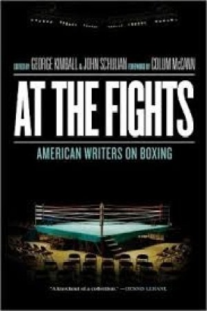 Reading books At the Fights: American Writers on Boxing