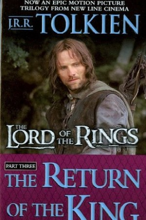 Reading books The Return of the King (The Lord of the Rings, #3)