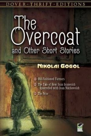 Reading books The Overcoat and Other Short Stories