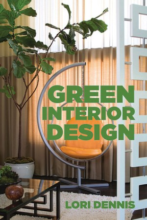 Reading books Green Interior Design