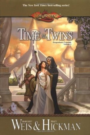 Reading books Time of the Twins (Dragonlance: Legends, #1)