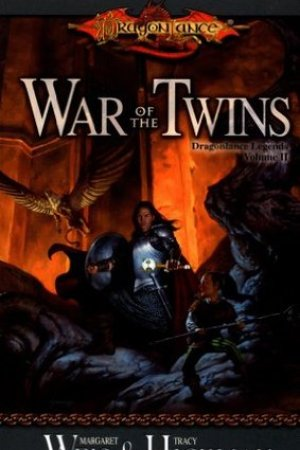 Reading books War of the Twins (Dragonlance: Legends, #2)