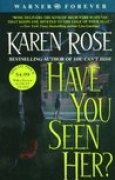 Download Have You Seen Her? (Romantic Suspense, #2) books