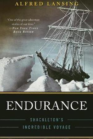 Reading books Endurance: Shackleton's Incredible Voyage