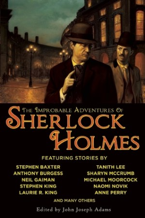 Reading books The Improbable Adventures of Sherlock Holmes
